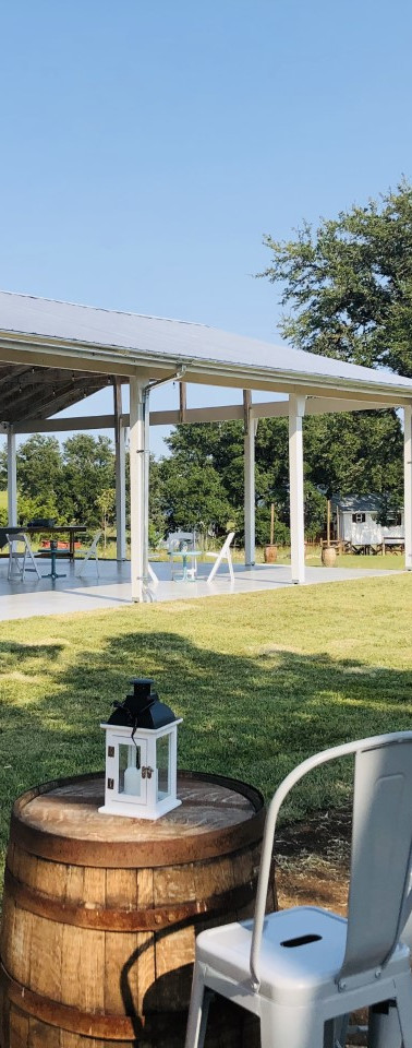 WindSong Pavilion for OUtdoor Wedding Venues in Texas