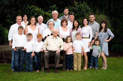 Chattanooga Family Portrait