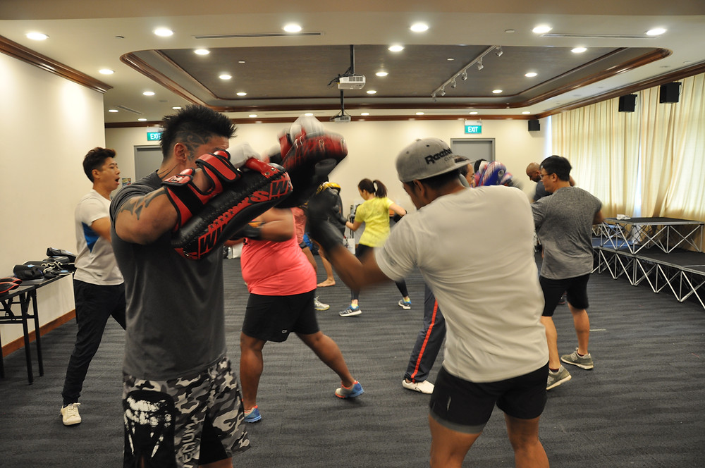 WAKO Singapore Kickboxing Coach Level 1_5