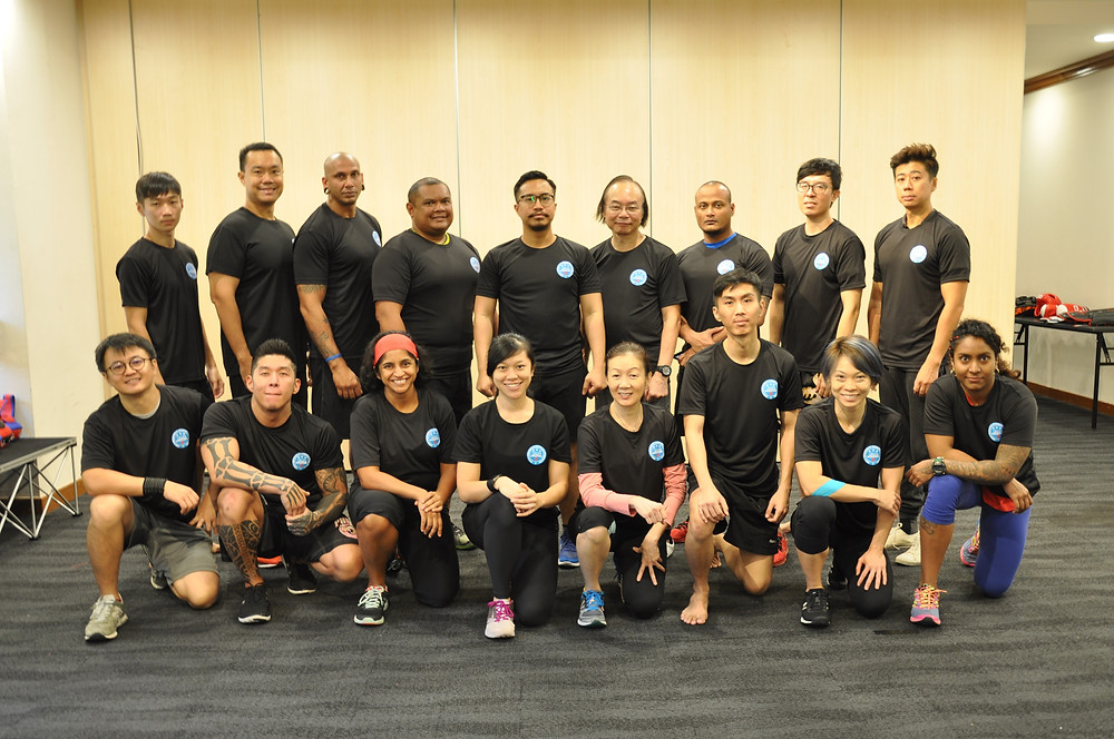 WAKO Singapore Kickboxing Coach Level 1_1