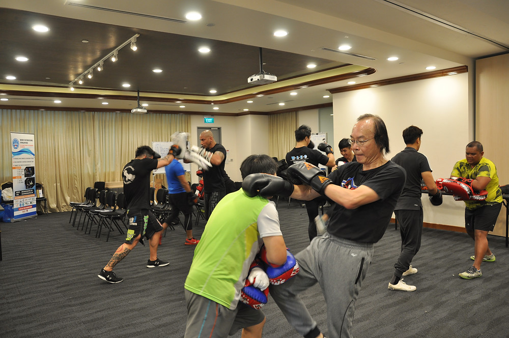 WAKO Singapore Kickboxing Coach Level 1_9
