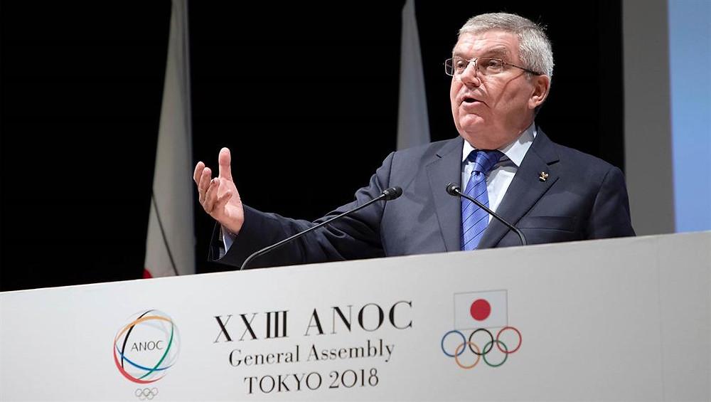Mr Thomas Bach - President of IOC (WAKO Kickboxing Singapore Blog)