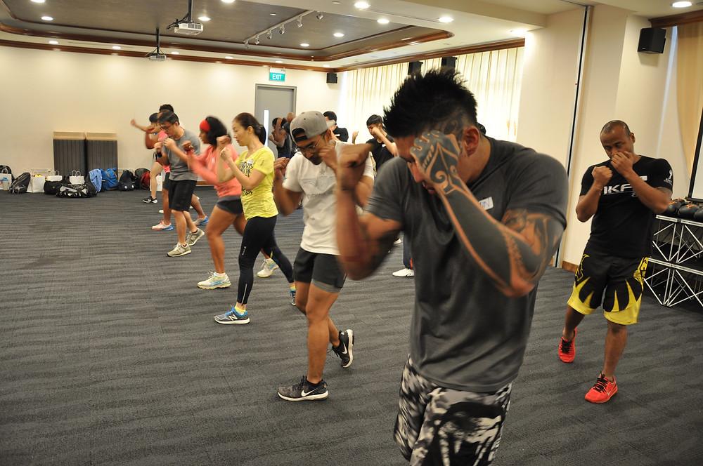WAKO Singapore Kickboxing Coach Level 1_11