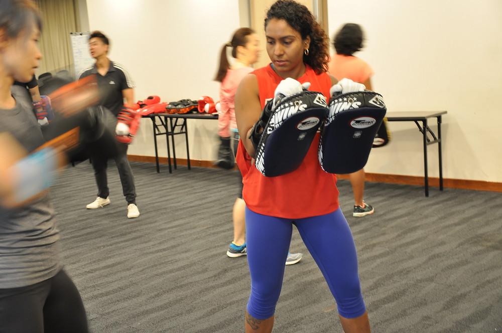 WAKO Singapore Kickboxing Coach Level 1_8