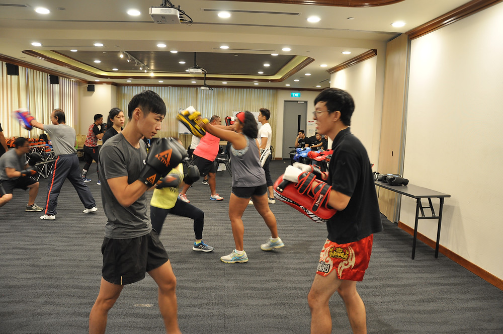 WAKO Singapore Kickboxing Coach Level 1_4