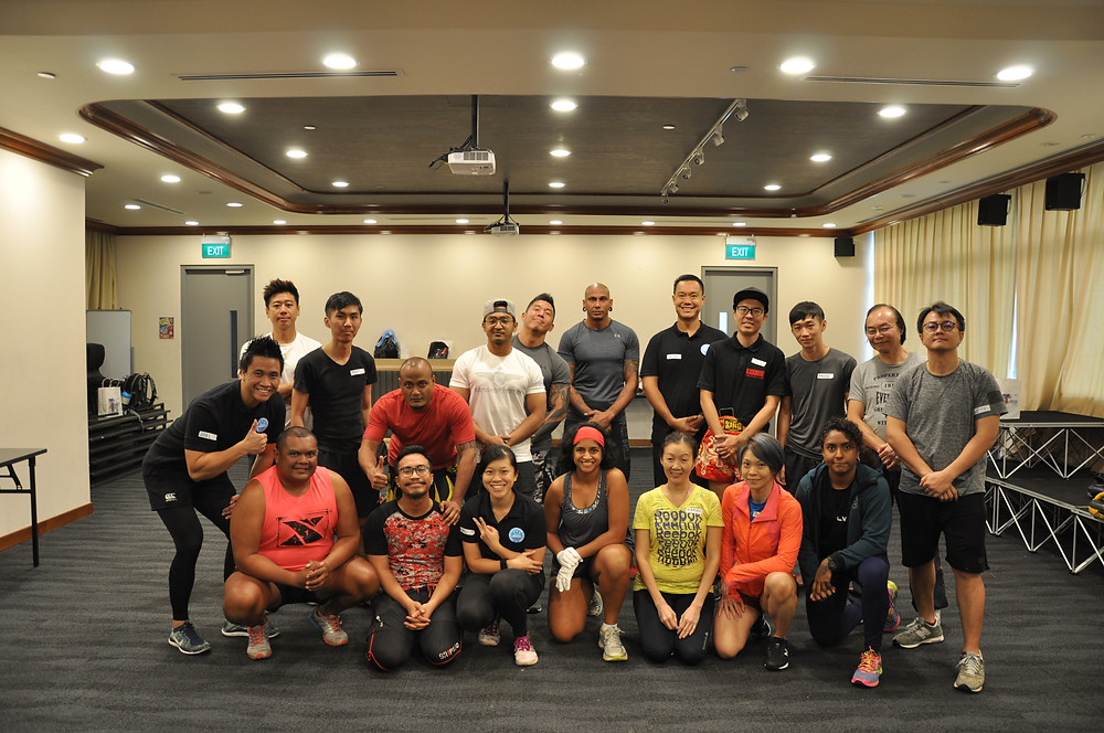 WAKO Singapore Kickboxing Coach Level 1_7