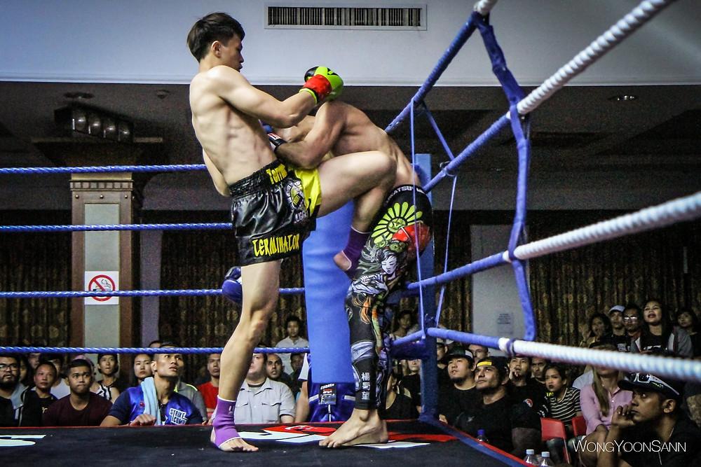 WAKO Singapore - K1 Kickboxing