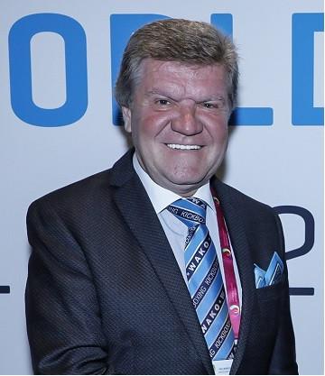 WAKO President, Prof. Borislav Pelevic