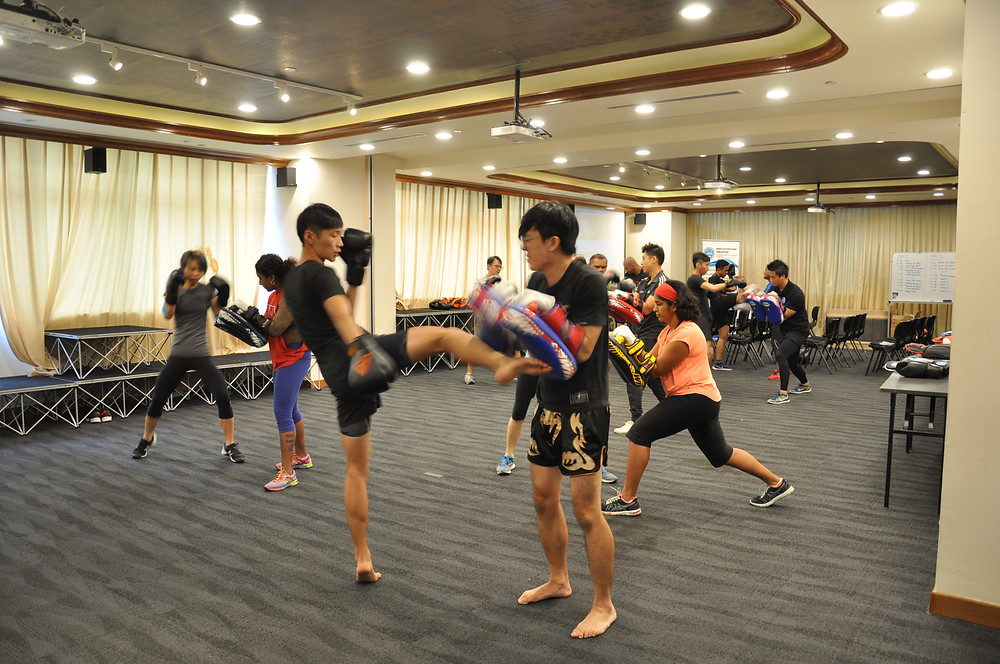 WAKO Singapore Kickboxing Coach Level 1_10