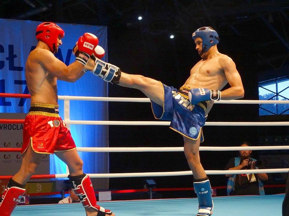 WAKO Kickboxing Compeitions
