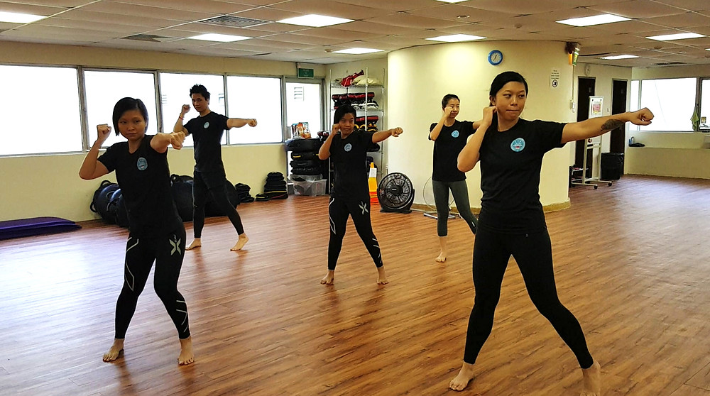 WAKO Singapore: Kickboxing Coach Level 1