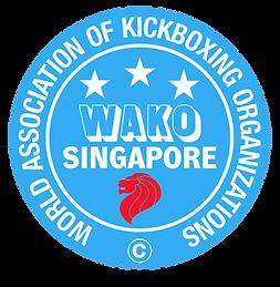 WAKO Kickboxing Singapore