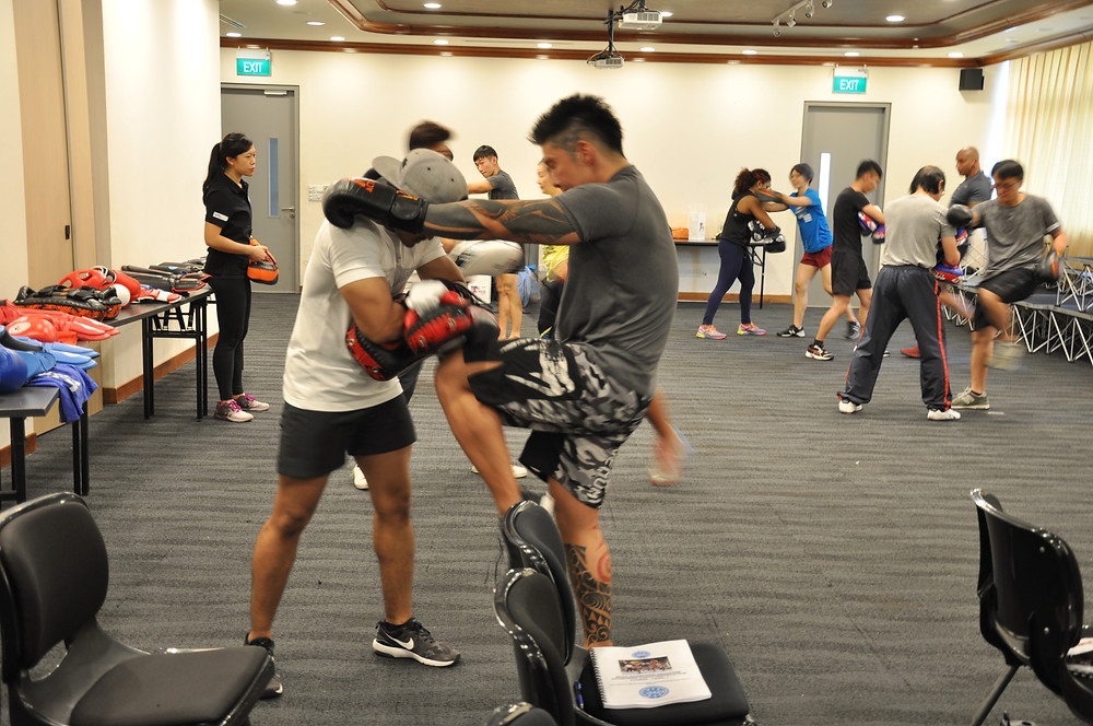 WAKO Singapore Kickboxing Coach Level 1_6