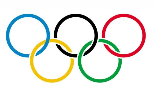 Olympic Logo (posted by WAKO Kickboxing Singapore - image credit: IOC)