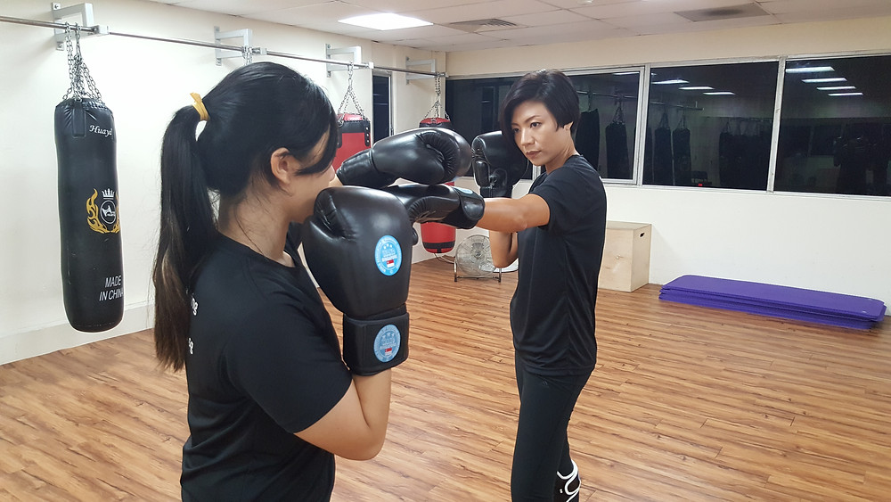 WAKO Singapore: Kickboxing for self defense