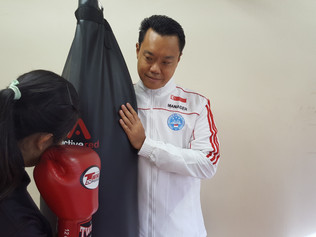 WAKO Singapore: Kickboxing? How can you be a Certified Kickboxing Coach?