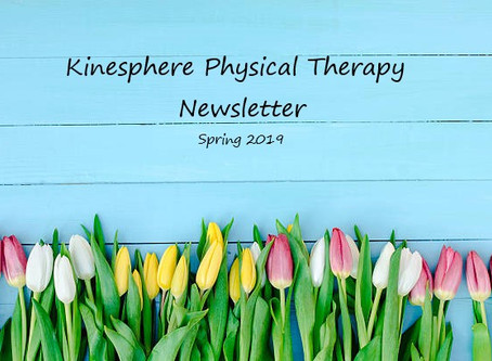 Our Spring Newsletter Is Here!