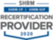 SoDak SHRM Recertification Provider CP-S