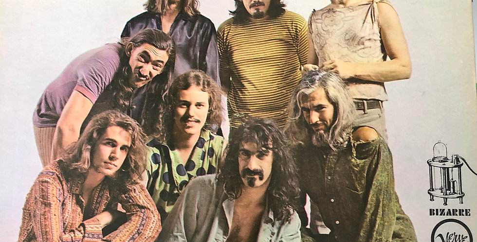 Mothers of Invention Mothermania Vinyl LP
