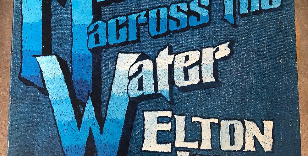 Elton John Madman Across the Water w/ Booklet