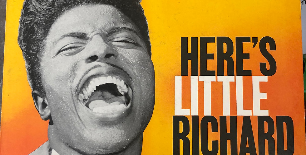 Here's Little Richard Vinyl LP Specialty 2100