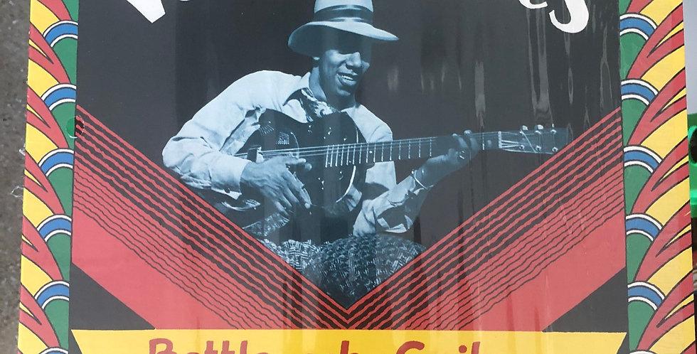 Voice of the Blues Vinyl LP Shrink Wrap