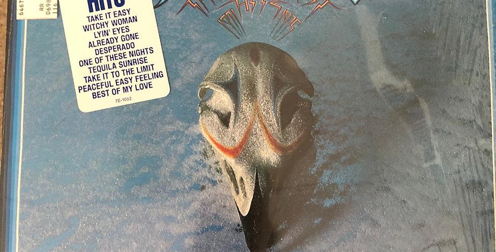 Eagles Their Greatest Hits Vinyl LP Shrink Wrap