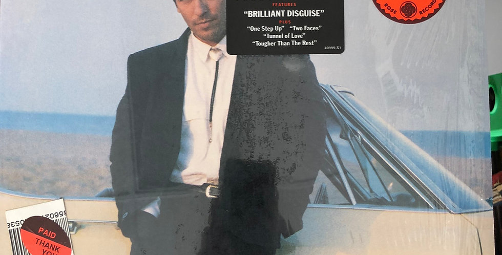 Bruce Springsteen Tunnel of Love Shrink Wrap