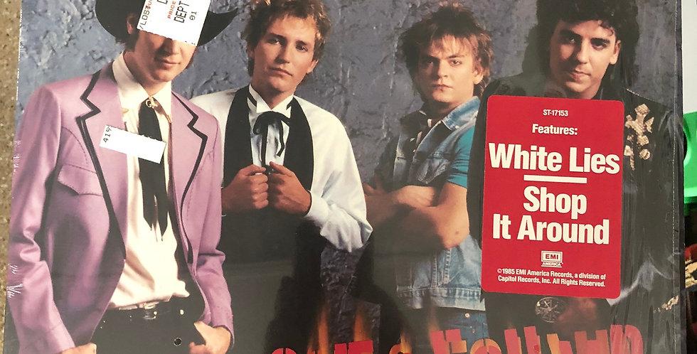 Jason & The Scorchers Lost & Found Vinyl LP Shrink Wrap