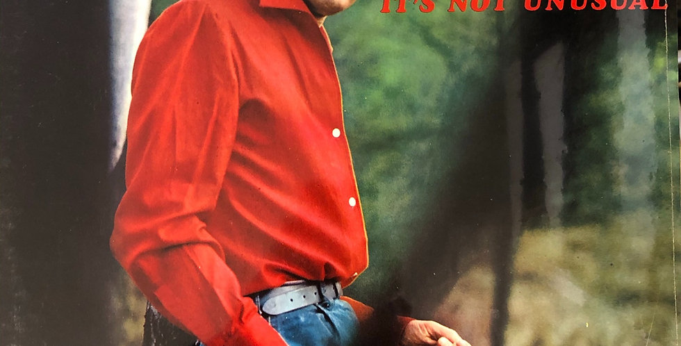 Tom Jones Its Not Unusual Sealed Vinyl LP