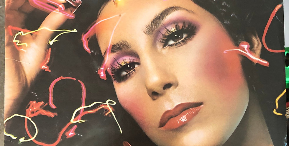 Cher Stars Vinyl LP Produced by Jimmy Webb