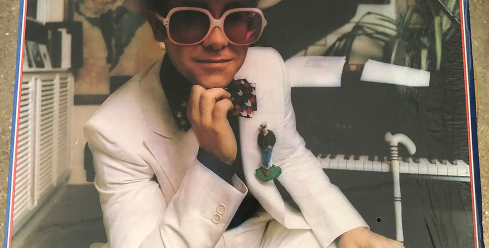 Elton John Greatest Hits Shrink Wrap