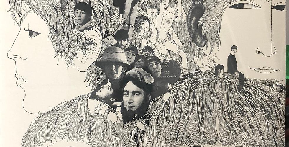 Beatles Revolver Vinyl LP SEALED