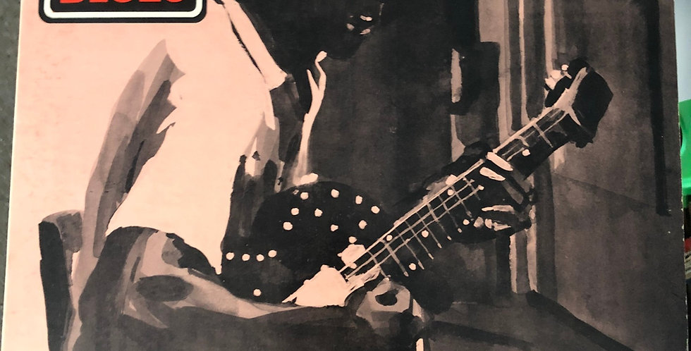 Modern Chicago Blues Vinyl LP Testament Records