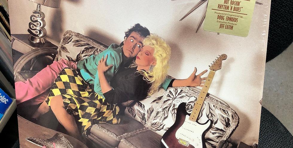 Ray Fuller and the Bluesrockers Damn Guitars Vinyl LP Shrink Wrap
