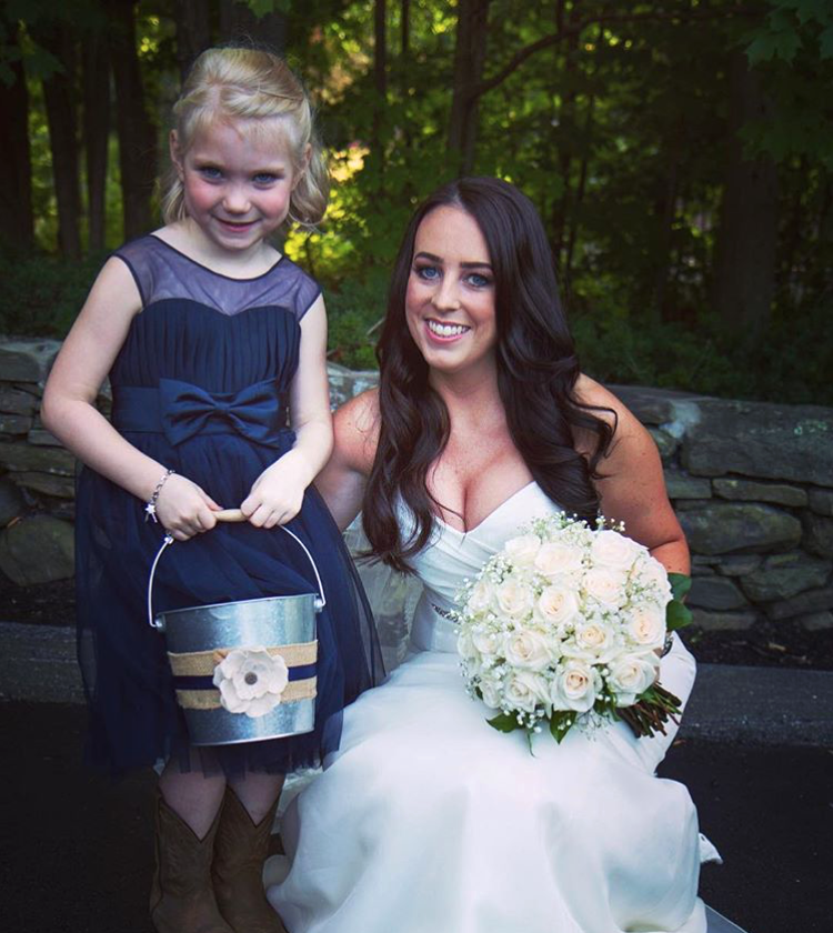 Danielle and Eben's wedding