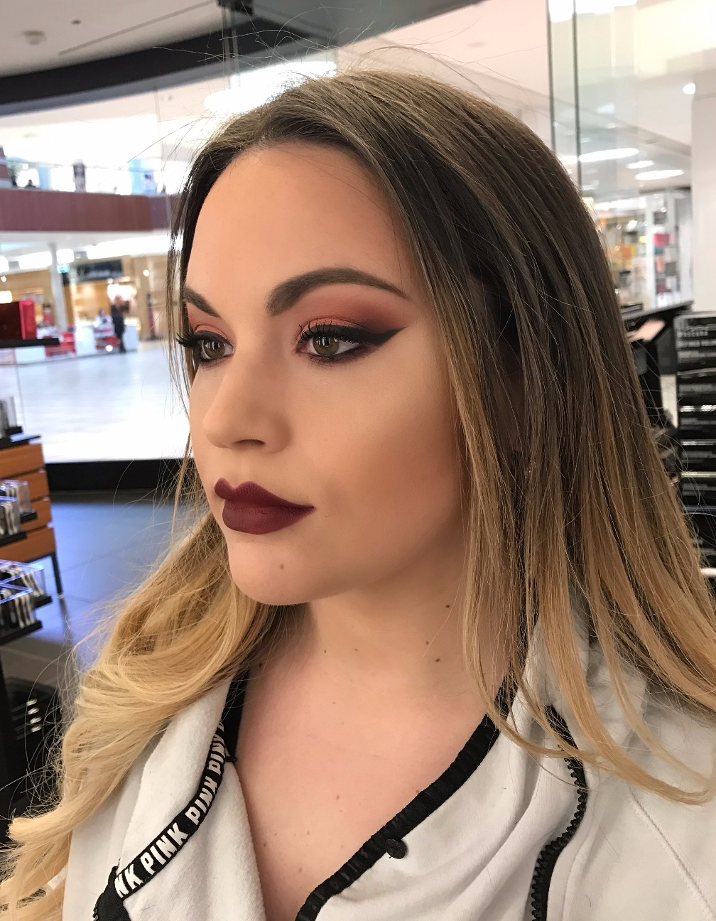 21st birthday makeup