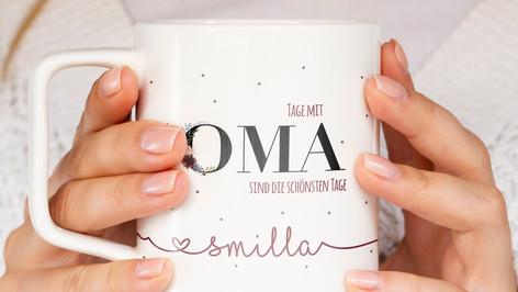 Oma-Tasse