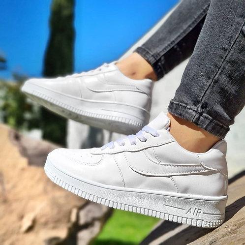 AF1 Blanco