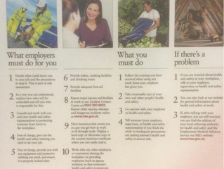 H&S Made Simple – Step 8 – A Picture says it all