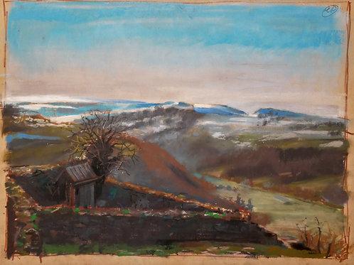 Vue de Montagne - H. Craig HANNA