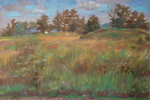 Baptiste's Farm - H. Craig HANNA