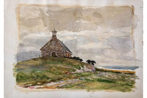 Église en Bretagne-H.Craig HANNA