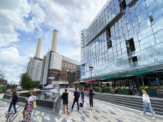 Circus West Village is the 1st phase of homes, shops & restaurants