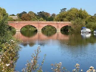 Clifton Hampden Bridge - beautiful
