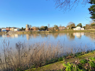 View across to Old Isleworth