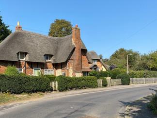 Clifton Hampden village