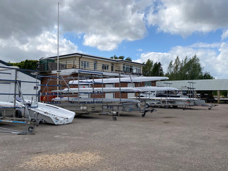 Radley College Boathouse