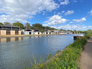 More college boathouses