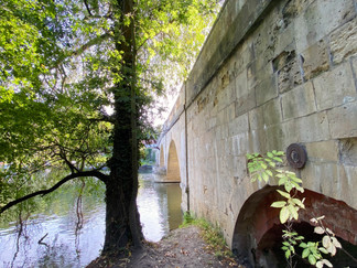 Shillingford Bridge - built in 1827